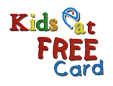 Free Kids Eat Free Cards with Orlando Bookings over £450 logo