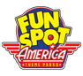 FREE $25 Cash Card per person to spend at Fun Spot Orlando logo
