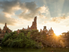 Big Thunder Mountain Reopens with Brand New Features at Disneyland Paris