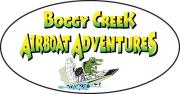 Adults at Kids prices for Boggy Creek Orlando Airboat Ride  logo