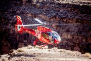 Helicopter flights with landing in the Grand Canyon from £272 per person logo
