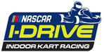 Free I-Drive NASCAR Go Karting Race and a Free Meal logo