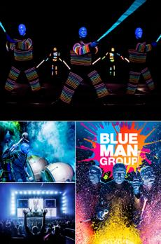 The blue man group orlando blue man group tickets now - Blue man group box office ...