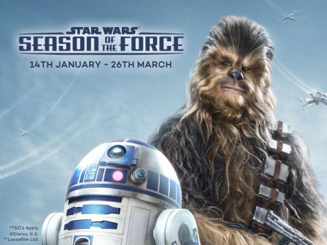 The Force Awakens At Disneyland® Paris!