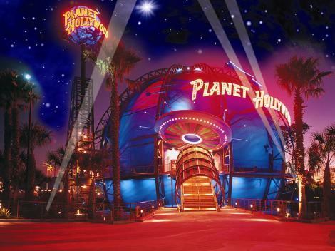 FREE Planet Hollywood $10 Voucher