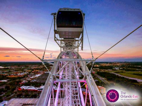 FREE Tickets for the amazing Orlando Eye