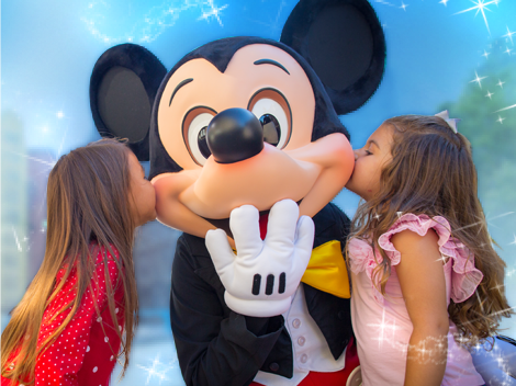 Our Best Disney Florida Ticket Offer....Ever! Save £100 per person, get 14 Park