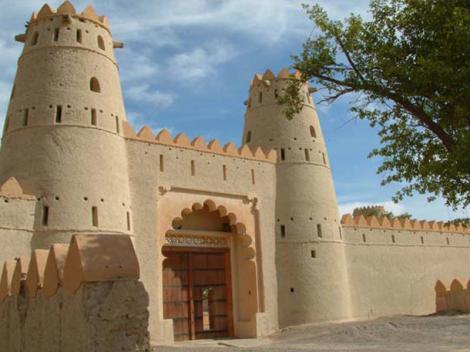 Al Ain Oasis Tour from Dubai