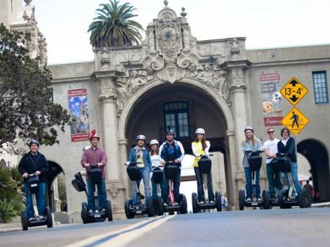Balboa Park Segway Tour
