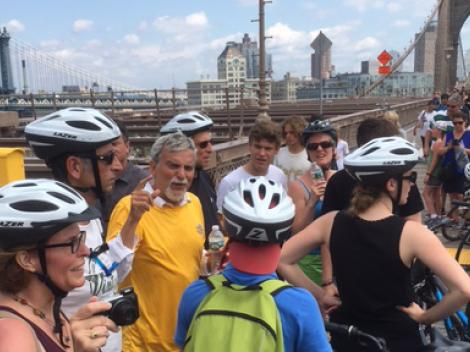Bike the Brooklyn Bridge Tour