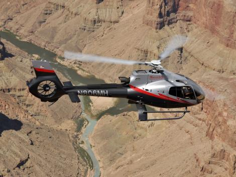 Canyon Spirit Deluxe Helicopter Tour  Departing From Grand Canyon South Rim