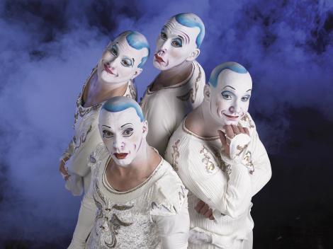 Cirque Du Soleil La Nouba at Downtown Disney