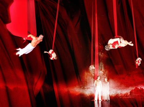 Cirque du Soleil La Nouba Tickets