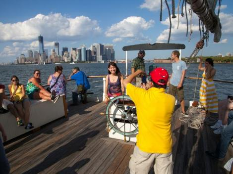 Clipper City Sailing Experience