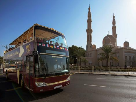 Dubai Big Bus Hop-on/Hop-off Tour