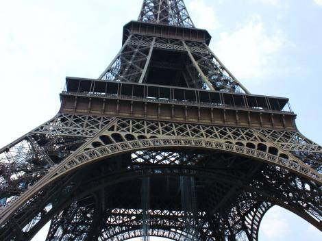 Beat the queues with Eiffel tower tickets