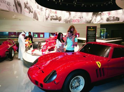 Ferrari World Abu Dhabi Tickets Ferrari Theme Park Tickets