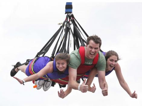 Skycoaster - Fun Spot