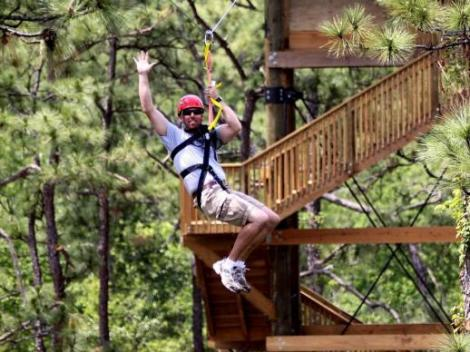 Gatorland & Zipline with Transportation