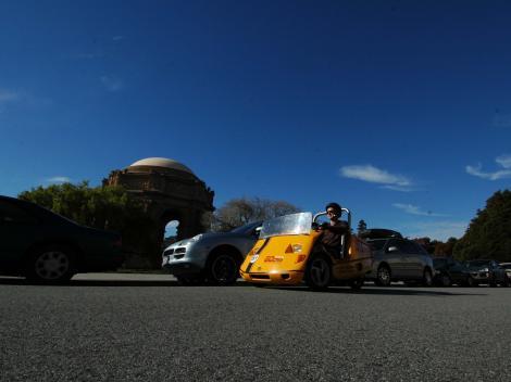 GoCar GPS Guided San Francisco Tours
