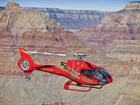 Grand Canyon Helicopter Tour And Black Canyon Rafting