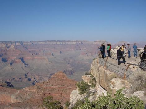 Grand Canyon South Rim Coach Tour