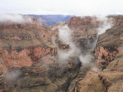 Grand Canyon West Rim Coach Tour
