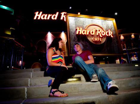 Hard Rock Café Orlando Meal Tickets