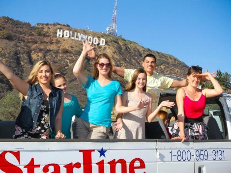 Hollywood City Tour Plus Movie Stars Homes