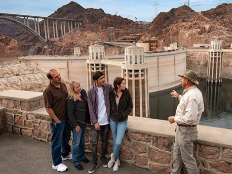 Hoover Dam Classic Jeep Tour