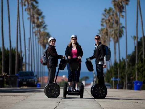 The La Jolla Segway Tour