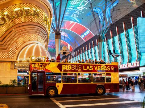 Las Vegas Panoramic Night Tour