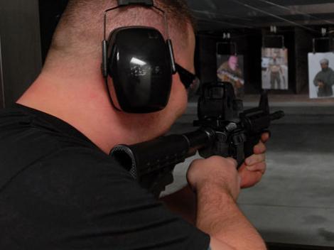 Las Vegas Shooting Experience