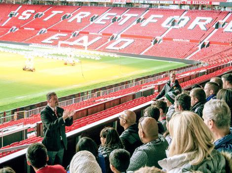 Manchester United Football Club Stadium