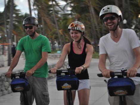 Miami River Segway Tour