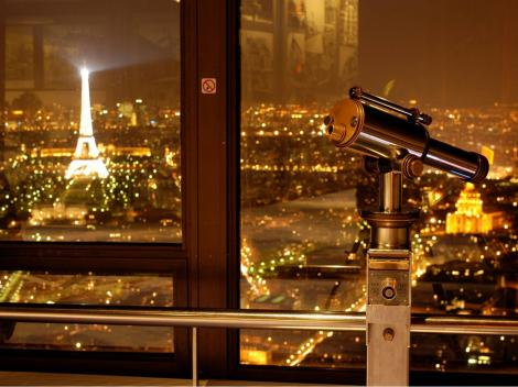 Montparnasse Tower Observation Deck