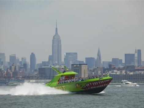 New York Speedboat Cruise - The Beast