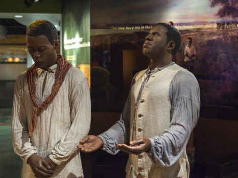 travel york city underground railroad tour slavery