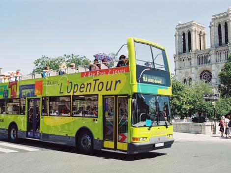 paris hop on hop off bus route map pdf