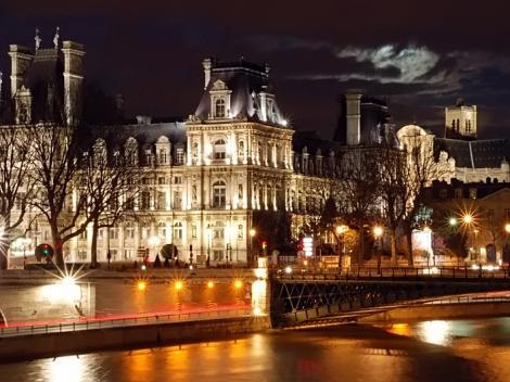 River Seine Cruise and the Paris Illuminations