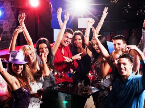 Rockstar Nightclub Tour (Club Crawl)