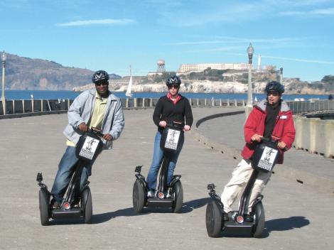 San Francisco Segway Tours