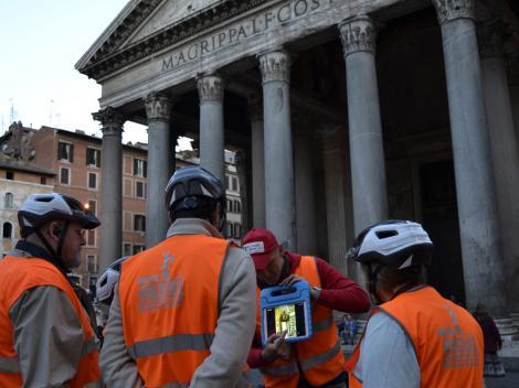 Segway Tour of Rome at Night