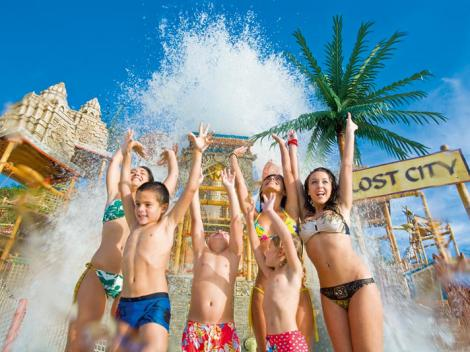 The Lost City - Siam Park Tickets
