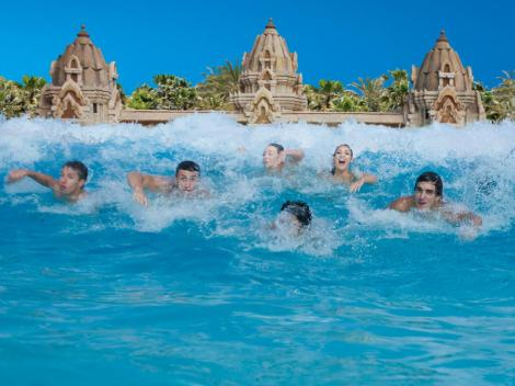 Wave Palace - Siam Park Tickets
