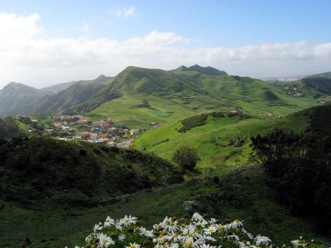 Tenerife valley