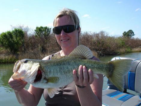Trophy Bass Fishing