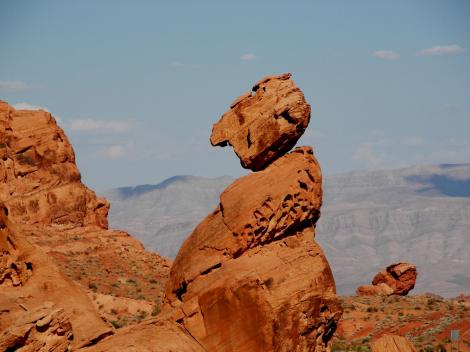 Valley of Fire Jeep Tour
