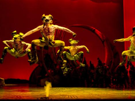 West End Shows The Lion King