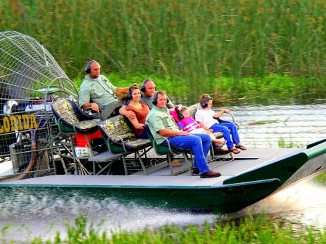 Wild About Florida - Airboat